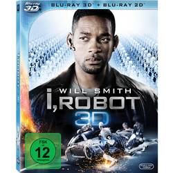 Image of blu-ray I,Robot 3D FSK: 12