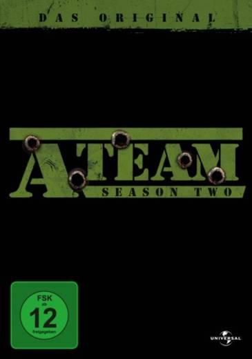 DVD Das A-Team Season 2 FSK: 12