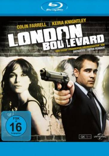blu-ray London Boulevard FSK: 16
