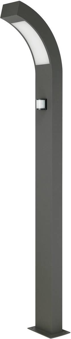 Venkovní sloupové LED osvětlení Prebent s PIR, 4 W, 100 cm