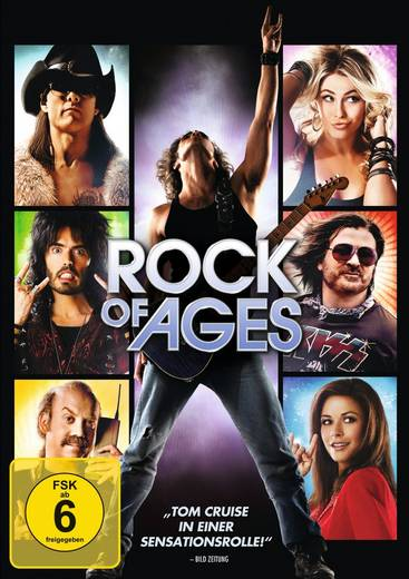DVD Rock of Ages FSK: 6