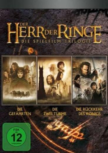 DVD Der Herr der Ringe - Die Spielfilm Trilogie FSK: 12