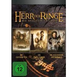 Image of DVD Der Herr der Ringe - Die Spielfilm Trilogie FSK: 12