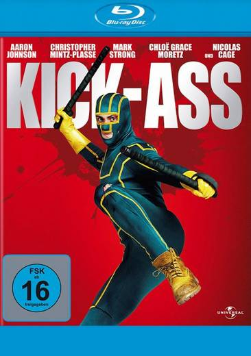 blu-ray Kick Ass FSK: 16