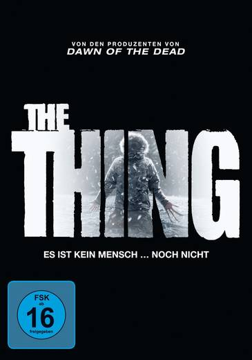 DVD The Thing FSK: 16