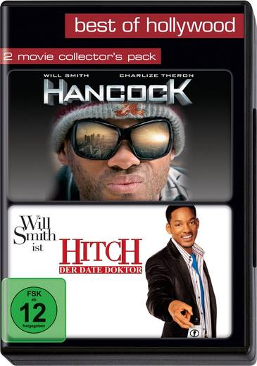 DVD Best of Hollywood: Hitch - Der Date Doktor / Hancock FSK: 12