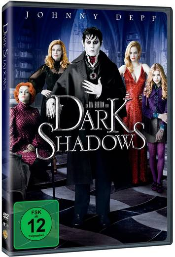 DVD Dark Shadow FSK: 12