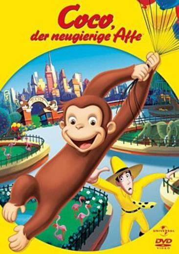 Coco - Der neugierige Affe FSK: 0
