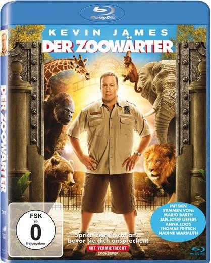 blu-ray Zoowärter FSK: 0
