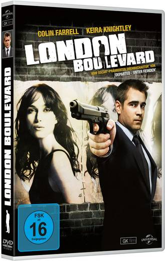 DVD London Boulevard FSK: 16