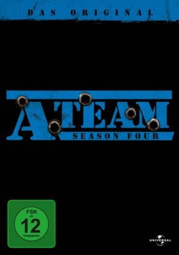DVD Das A-Team Season 4 FSK: 12
