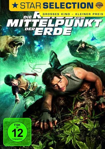 DVD Die Reise zum Mittelpunkt der Erde FSK: 12