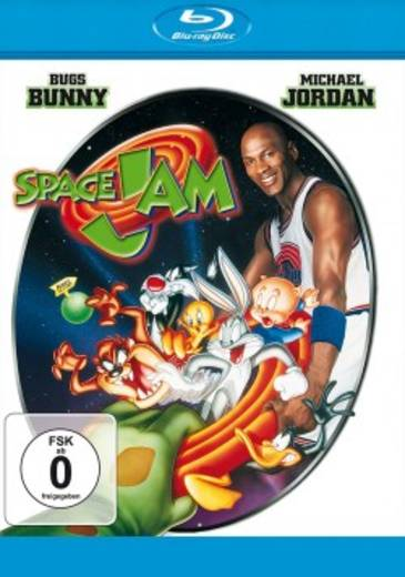 blu-ray Space Jam FSK: 0