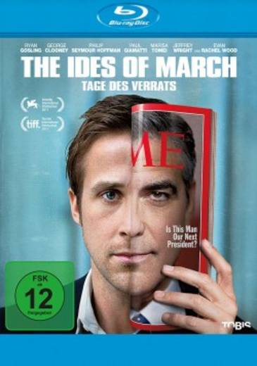 blu-ray The Ides of March - Tage des Verrats FSK: 12