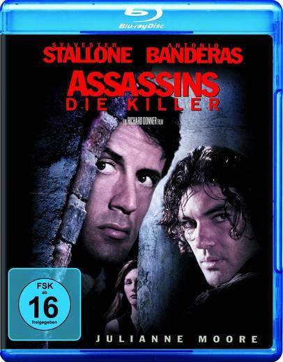 blu-ray Assassins FSK: 16
