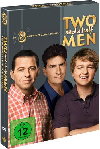 Two and a half Men - Die komplette 8. Staffel