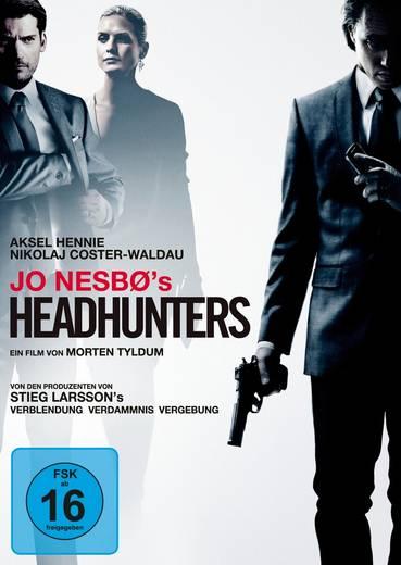DVD Headhunters FSK: 16