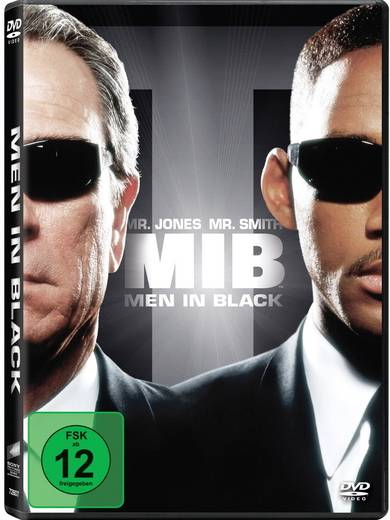 DVD Men in Black FSK: 12