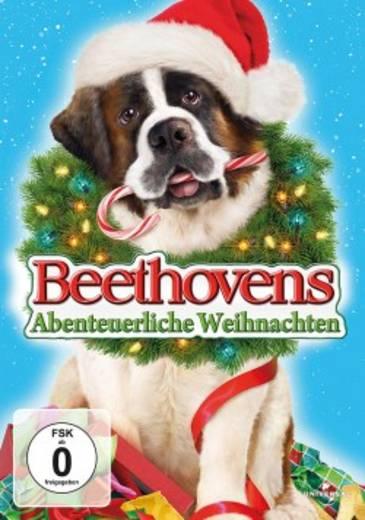DVD Beethovens Abenteuerliche Weihnachten FSK: 0