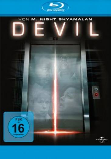 blu-ray Devil FSK: 16