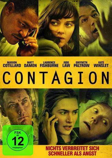 DVD Contagion FSK: 12