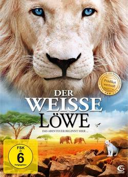 Image of DVD Der weiße Löwe FSK: 6