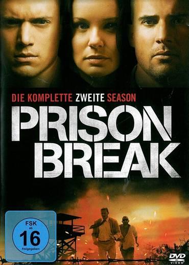 Prison Break - Die komplette zweite Season
