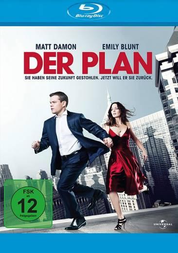 blu-ray Der Plan FSK: 12