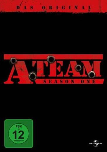 DVD Das A-Team Season 1 FSK: 12