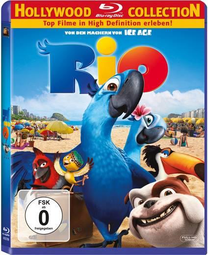 blu-ray Rio FSK: 0