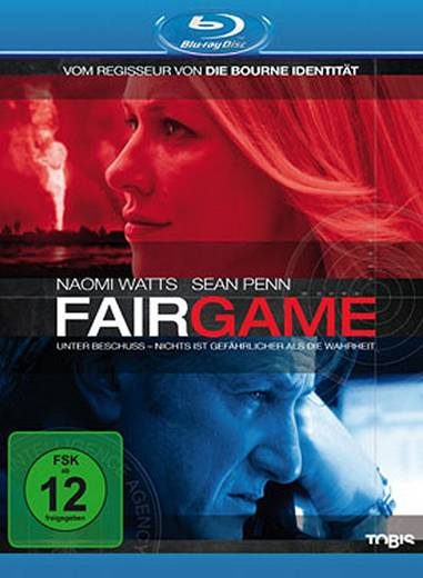 blu-ray Fair Game FSK: 12