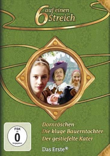 DVD Märchenbox - 6 auf Einen Streich Vol. 4 FSK: 0
