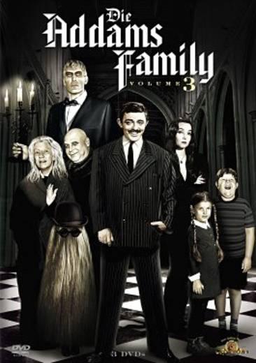 Die Addams Family - Volume 3