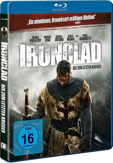 blu-ray Ironclad - Bis zum letzten Krieger FSK: 16