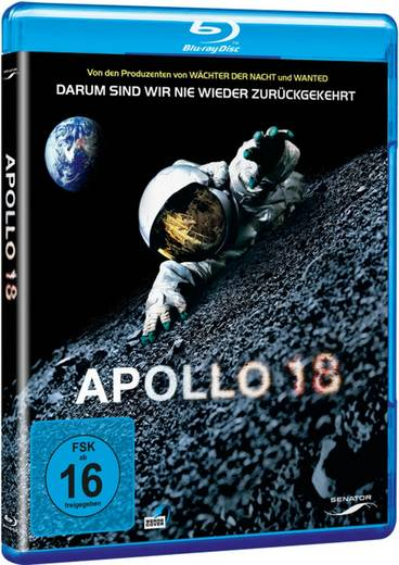 blu-ray Apollo 18 FSK: 16