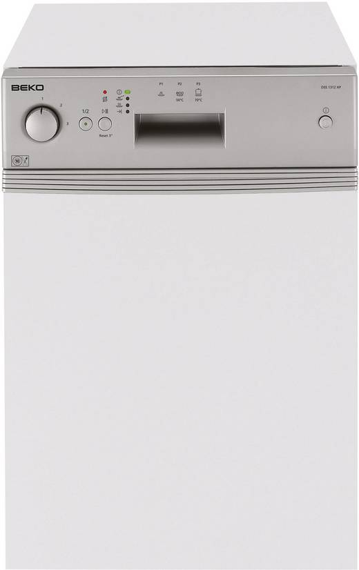 Einbau Geschirrspuler 45 Cm Beko Dss 1312xp Energieeffizienzklasse
