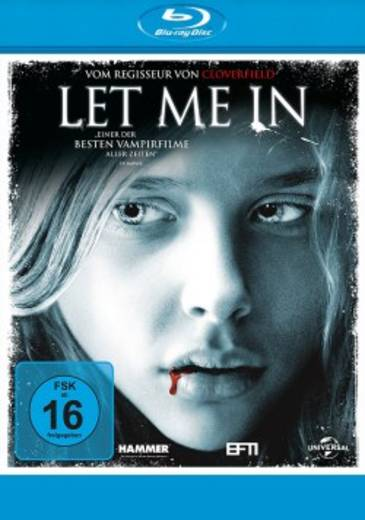 blu-ray Let me in FSK: 16