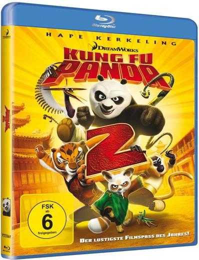 blu-ray Kung Fu Panda 2 FSK: 6
