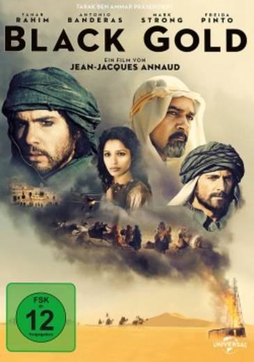 DVD Black Gold FSK: 12
