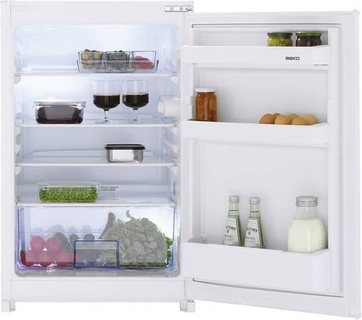Kühlschrank 126 l BEKO B 1801 EEK: A+ Einbaugerät Weiß