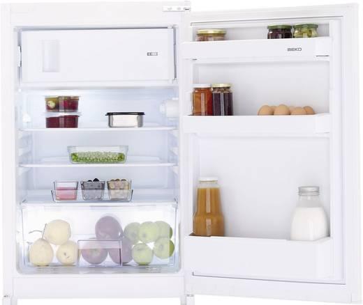 Kühlschrank 110 l BEKO B 1751 EEK: A+ Einbaugerät Weiß