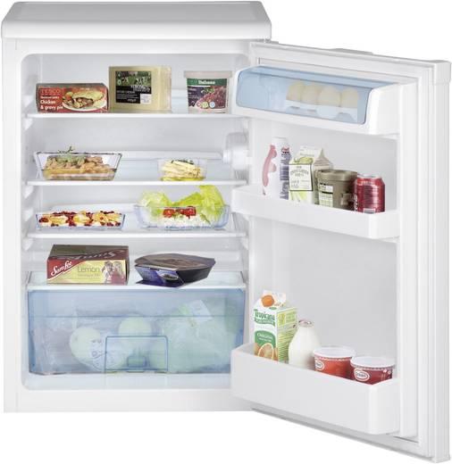 Kühlschrank 130 l BEKO TSE 1402 Energieeffizienzklasse: A+ Unterbaufähig Weiß
