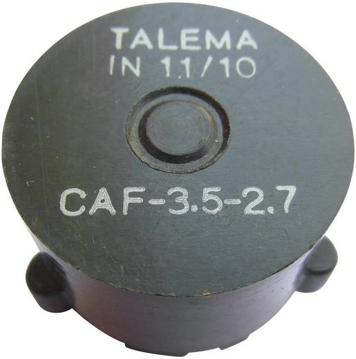 Talema CAF-0,6-18 Drossel flach, gekapselt SMT Rastermaß 15 mm 18 mH 0.6 A 1 St.