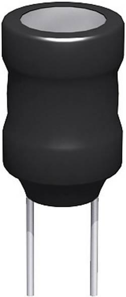 Inductance TRU COMPONENTS TC-11P-221K-50203 1589243 sortie radiale Pas 5 mm 220 µH 1 pc(s)