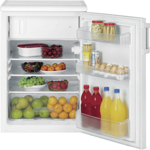 Kühlschrank 114 l Elektra Bregenz KTS 1145-2 EEK: A++ Unterbaufähig Weiß