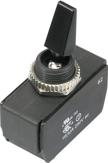 Kippschalter 250 V/AC 16 A 1 x Aus/Ein SCI R13-447A3-01-HR IP56 rastend 1 St.