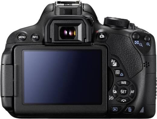 Digitale Spiegelreflexkamera Canon EOS 700D Body 18.0 Mio. Pixel Schwarz Full HD Video, Dreh-/schwenkbares Display, Ele