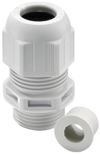 Kabelverschraubung M12 Polyamid Silber-Grau (RAL 7001) Wiska ESKV-RDE 12 50 St.
