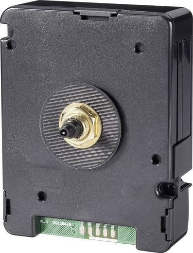 Funk Uhrwerk schleichend Drehrichtung=rechts HD 1688FRC 9080c25c Zeigerwellen-Länge=17 mm