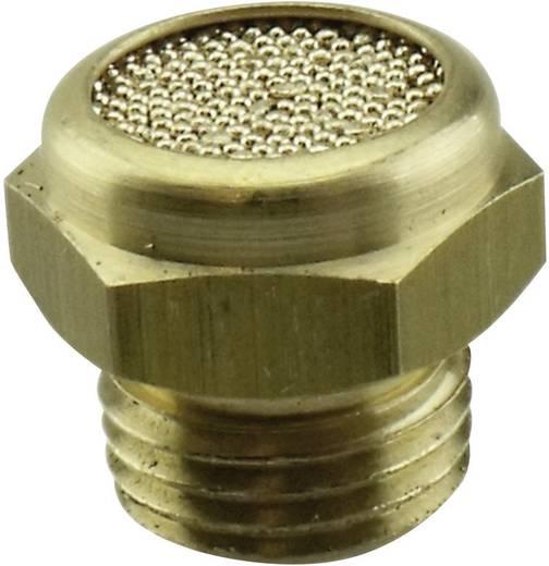 """Druckluftfilter ICH 303034 Außengewinde 3/8"""" 12 bar 36 µm"""